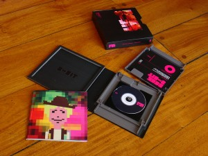 Beck 8 Bit DVD Packaging