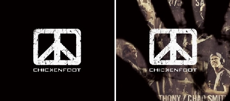 Chickenfoot CD packaging thermal