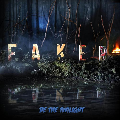 Faker CD Packaging artwork