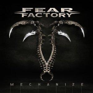 Fear Factory Mechanize CD Packaging