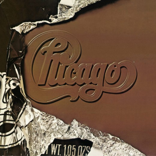 Chicago chocolate album artwork