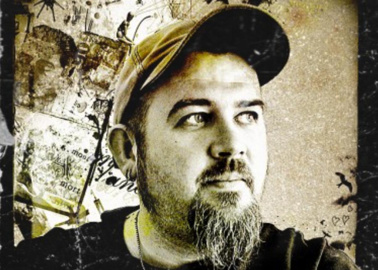 Sam Hayles aka DOSEprod- packaging designer