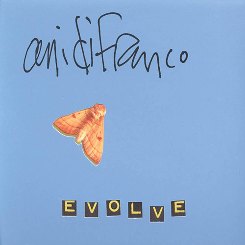 Ani difranco album artwork