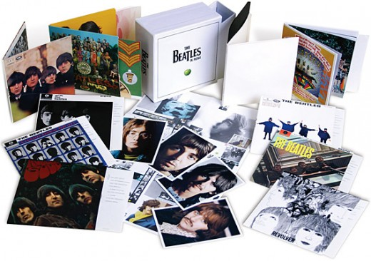 beatles mono box set