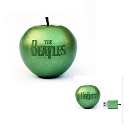 Beatles Apple USB Drive