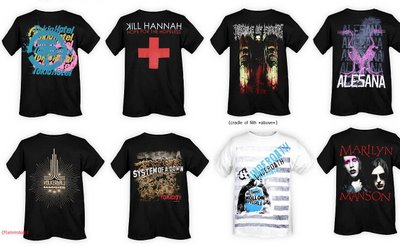 band-shirts/merch