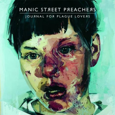 Manic Street Preachers CD artwork