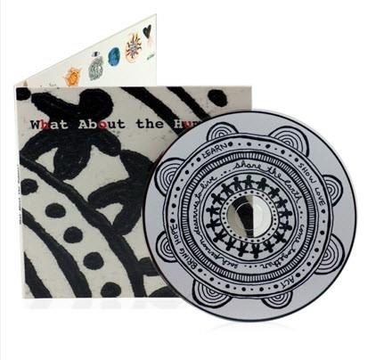 CD wallet CD duplication