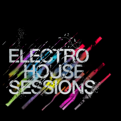electro house session CD cover