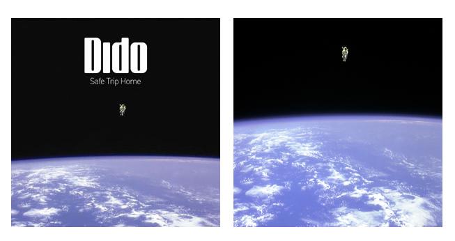 Dido CD artwork packaging scandal