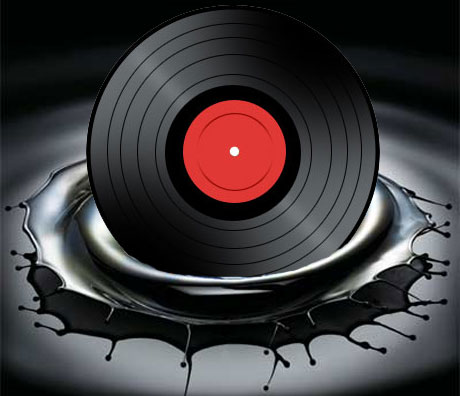 vinyl record replication