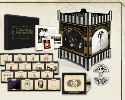Danse Macabre Box set