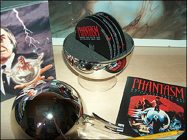 Dvd Packaging Phantasm Sphere Collection Box Set