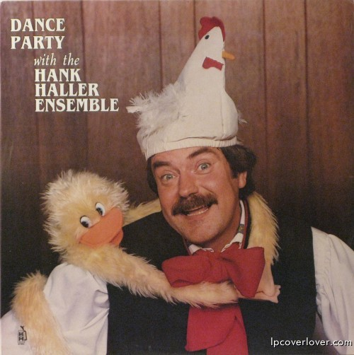 dance party with the Hank Haller Ensemble
