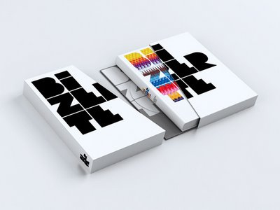 cool CD packaging design