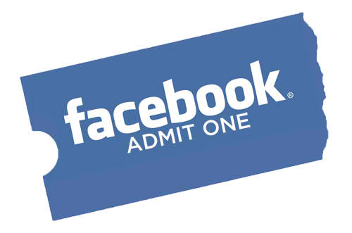 Facebook-Tickets