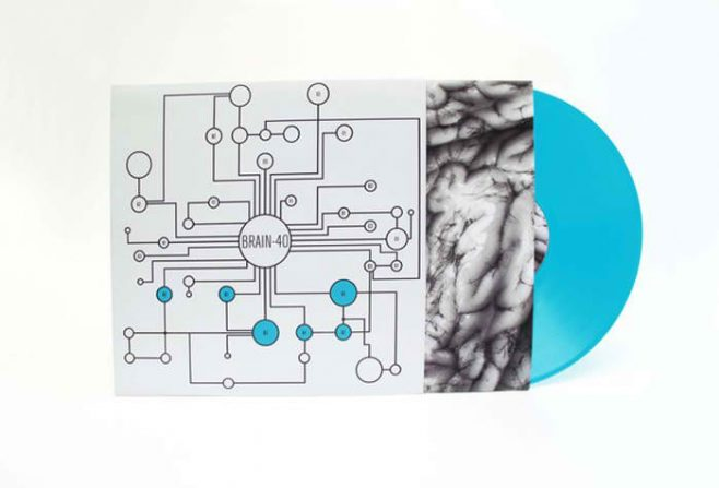 brain-40 vinyl packaging