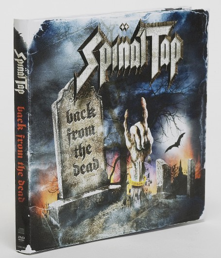 Spinal Tap CD case
