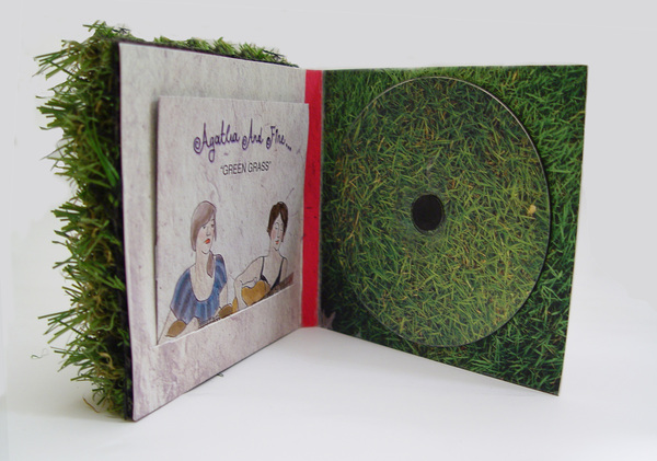 agatha and fine- CD packaging 3