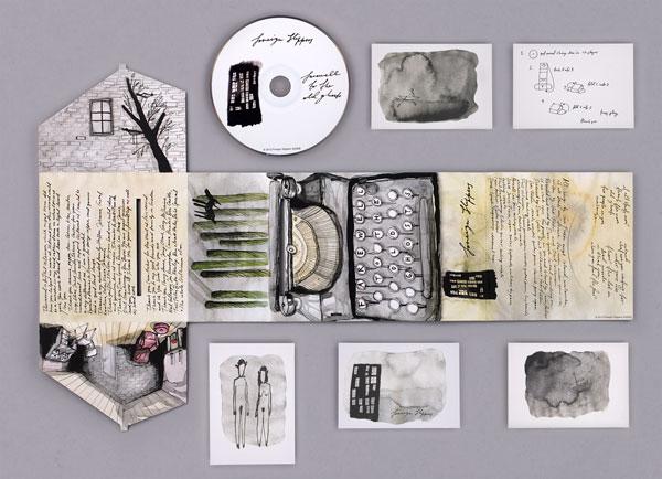 Creative CD packaging designs