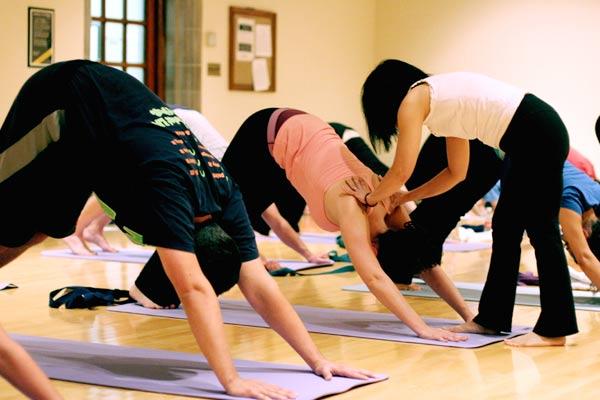 fitness DVD yoga