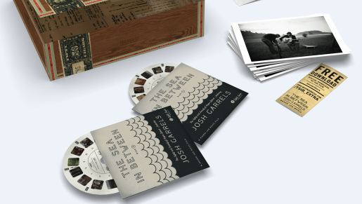 CD packaging for photographers