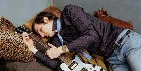 millennial musician lazy