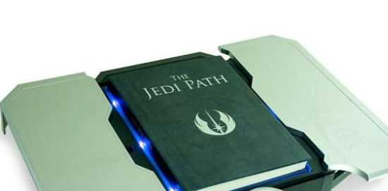 The Jedi Path steel cd packaging