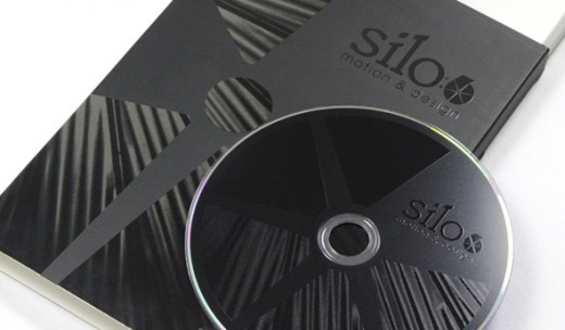 Silo motion and design DVD packaging
