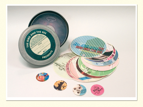 cd packaging tin