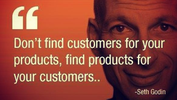 seth godin/marketing qoutes
