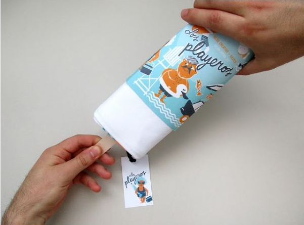 popsicle t-shirt packaging 2