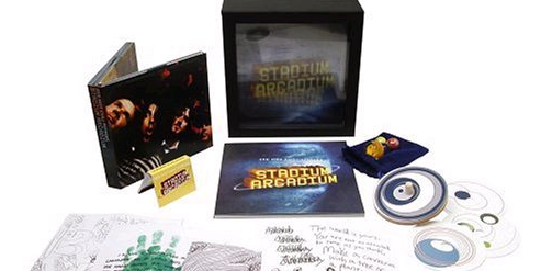 Stadium Arcadium Vinyl box set