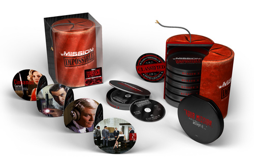 Mission Impossible DVD box set