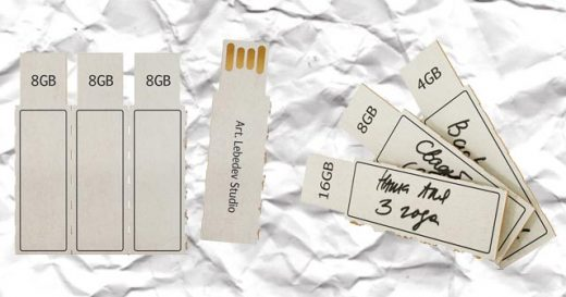 Art-Lebedev-Disposable-Cardboard-USB-Flash-Drive