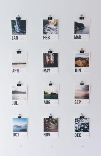 creative calendar 2