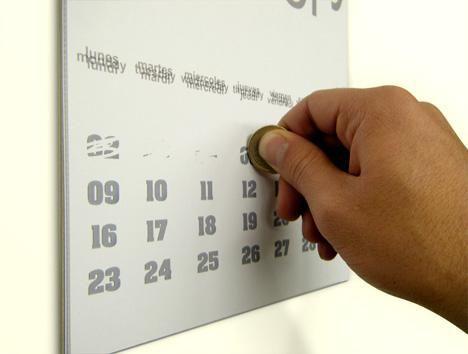scratchoff creative calendar