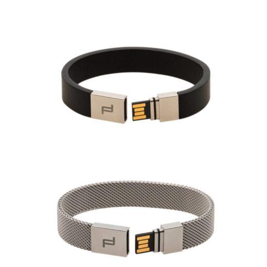 porsche design usb memory bracelet