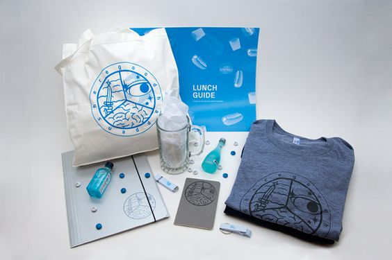 creative promotional kit lunch guide