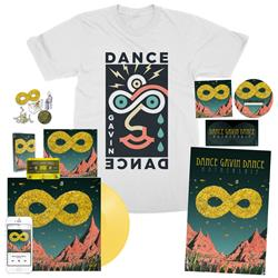 Dance Gavin vinyl shirt bundle merch