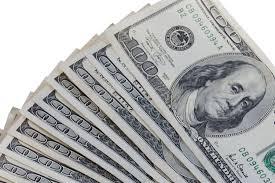 a hundred dollar bill