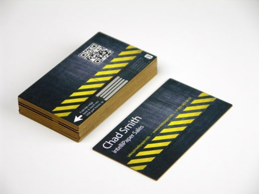 Smart USB Business Card Design