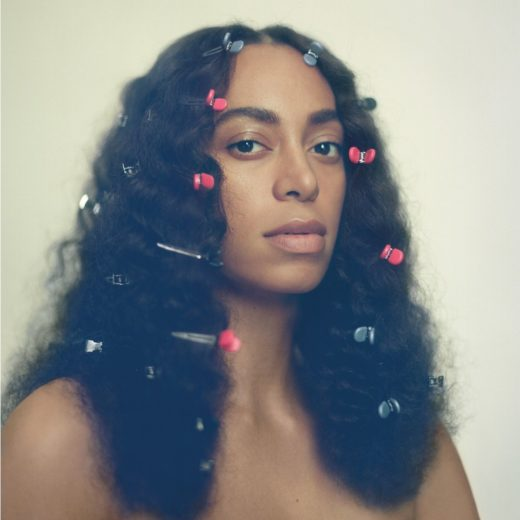 cd artwork- portrait-solange