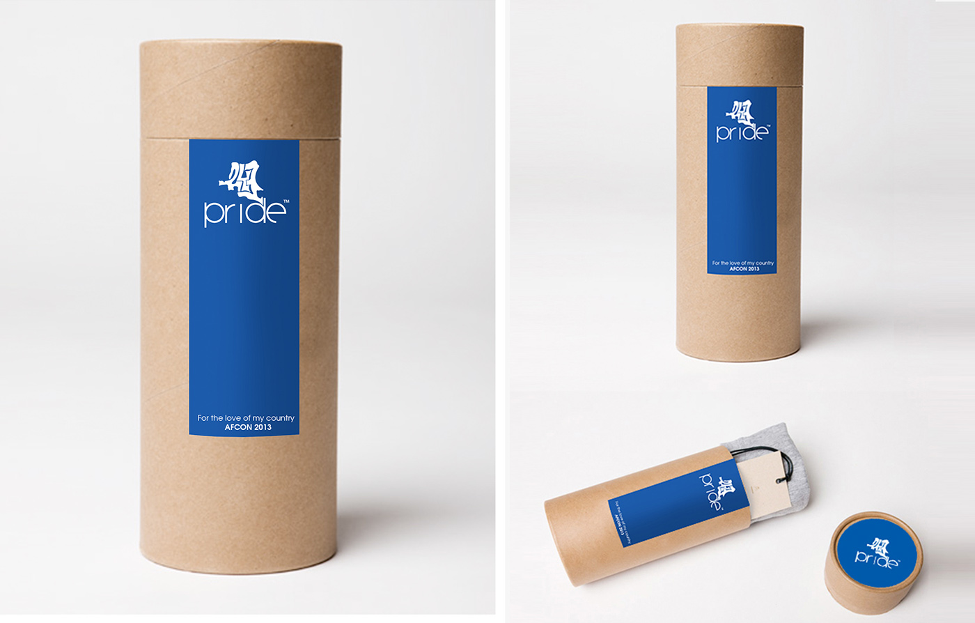 Check Out These Really Awesome Tubular Shirt Packaging Designs