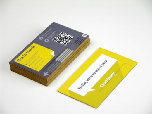 Swivelcard USB Business Card 2
