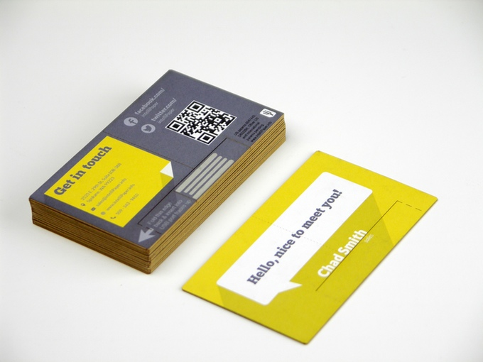 Swivelcard business card with usb and analytics let me for Business cards with usb