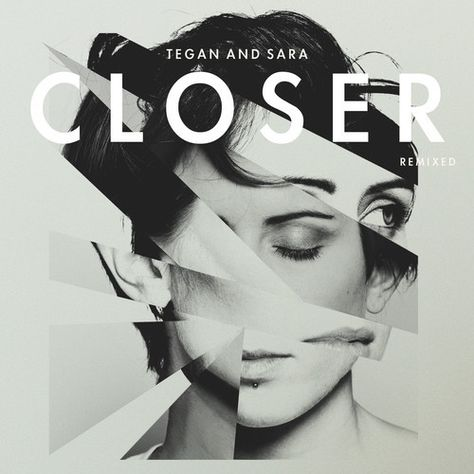 cd artwork- portrait- tegan and sara