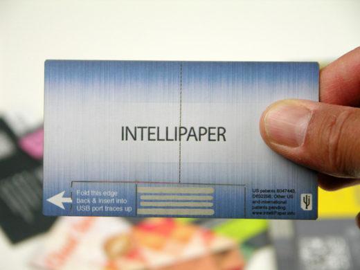 Swivelcard USB Business Card