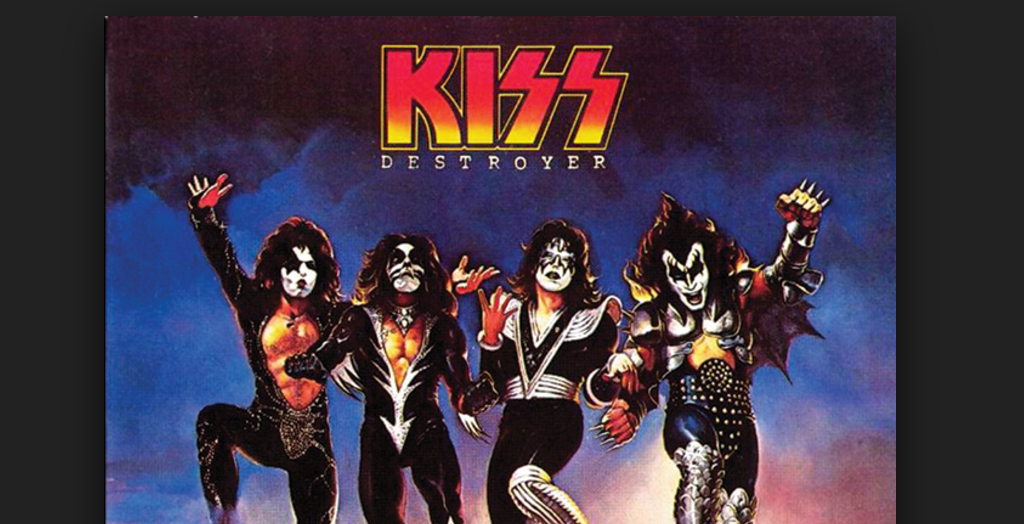 Kiss band marketing