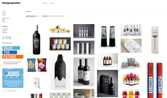8 Packaging Design Resources (for your inspiration) - Let Me See ...